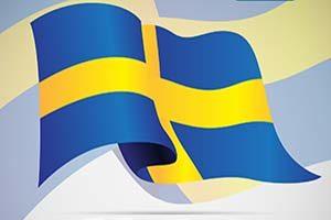 پرجم کشور سوئد
