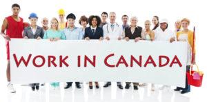 ویزای نیروی متخصص کانادا