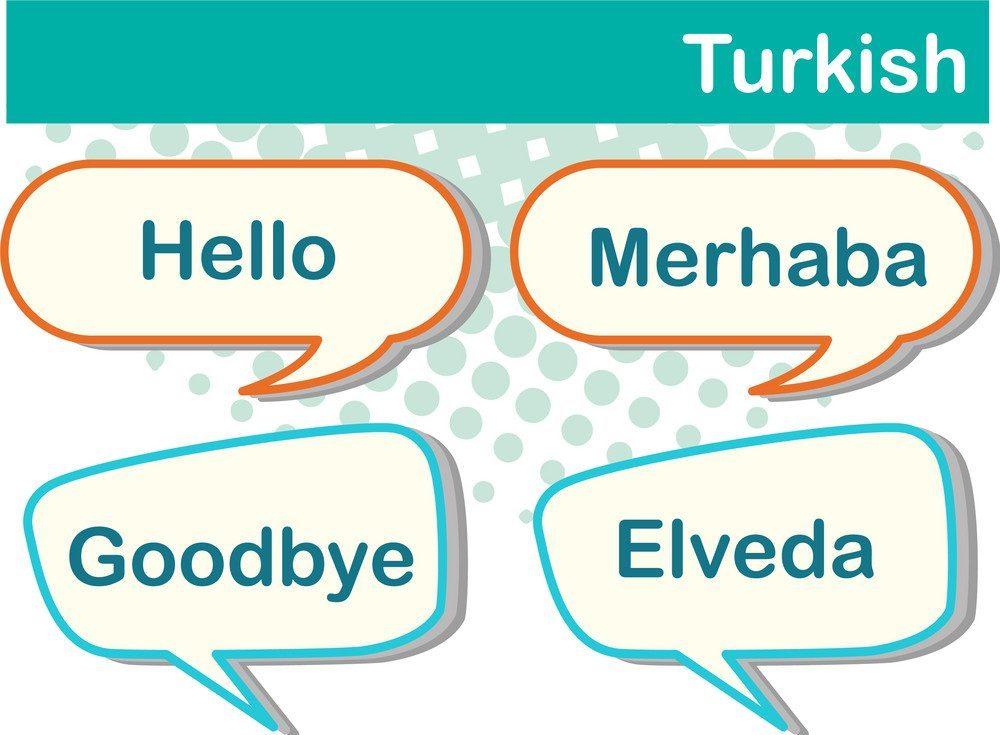 زبان کشور ترکیه