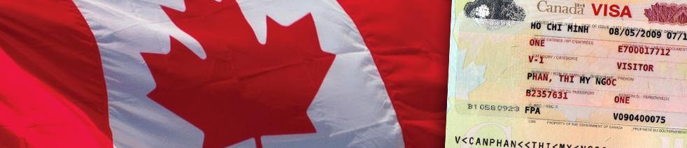 ویزیت ویزا کانادا