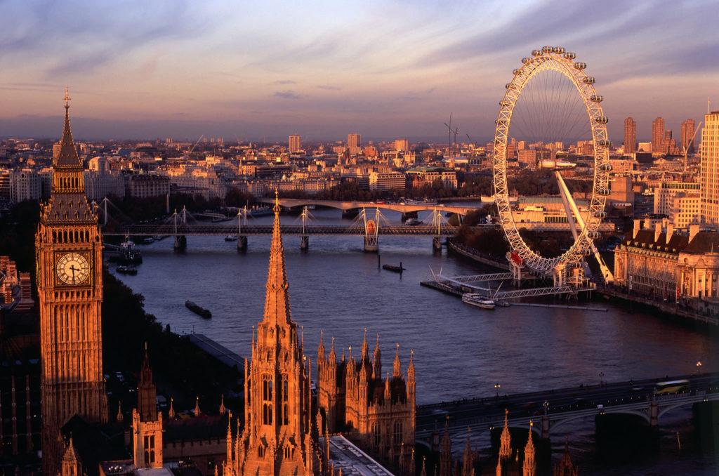 گردشگری در انگلیس