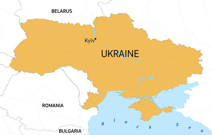 Ukrayna nüfusu