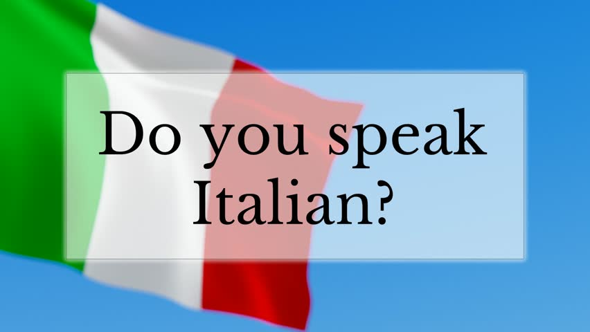 زبان ایتالیایی ها