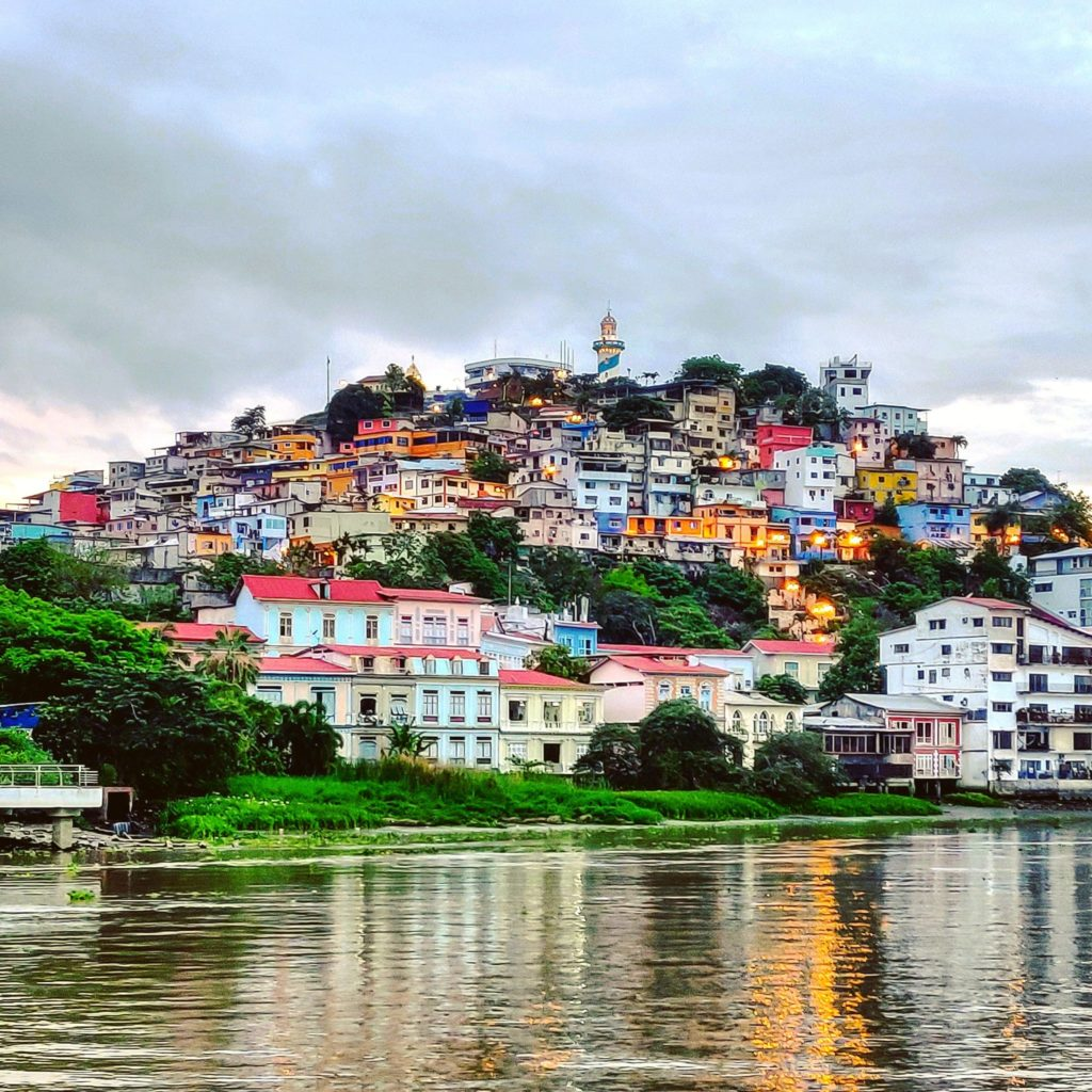 زندگی در اکوادور
