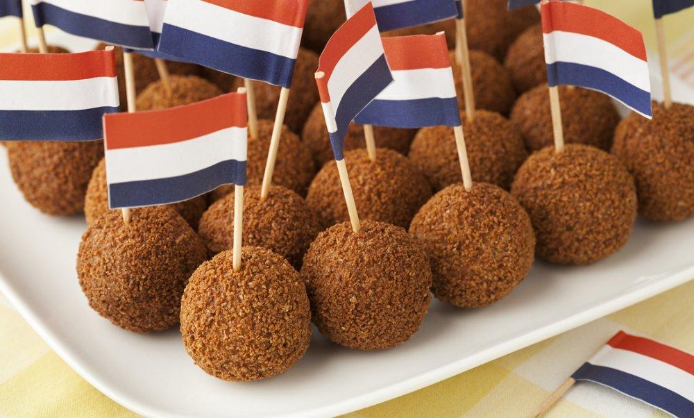 غذاهای هلند