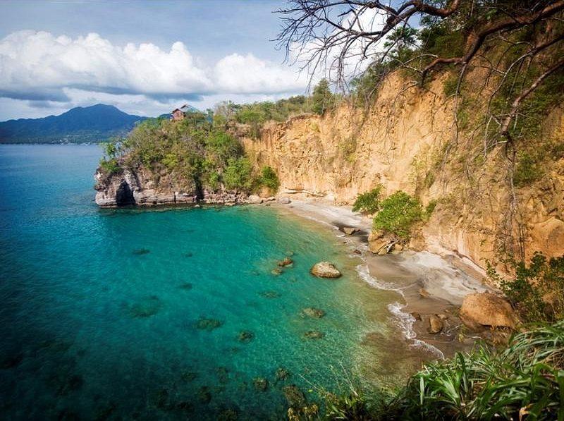 آب و هوای دومینیکا