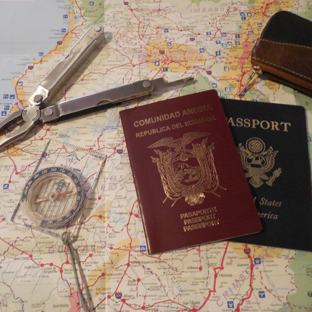 پاسپورت دوم کشور اکوادور