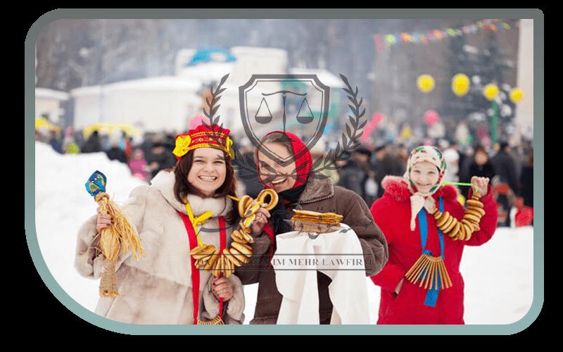صفر تا صد اقامت اوکراین